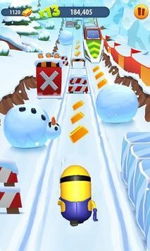 Minion Subway Runer Dash screenshot 1