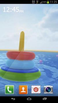 H2O Water Games Live Wallpaper screenshot 2
