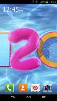 H2O Water Games Live Wallpaper screenshot 3