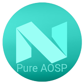 Pure AOSP icon