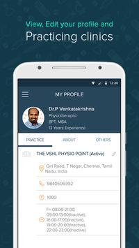 hCue Lite for Doctor  Practice Management Software screenshot 6
