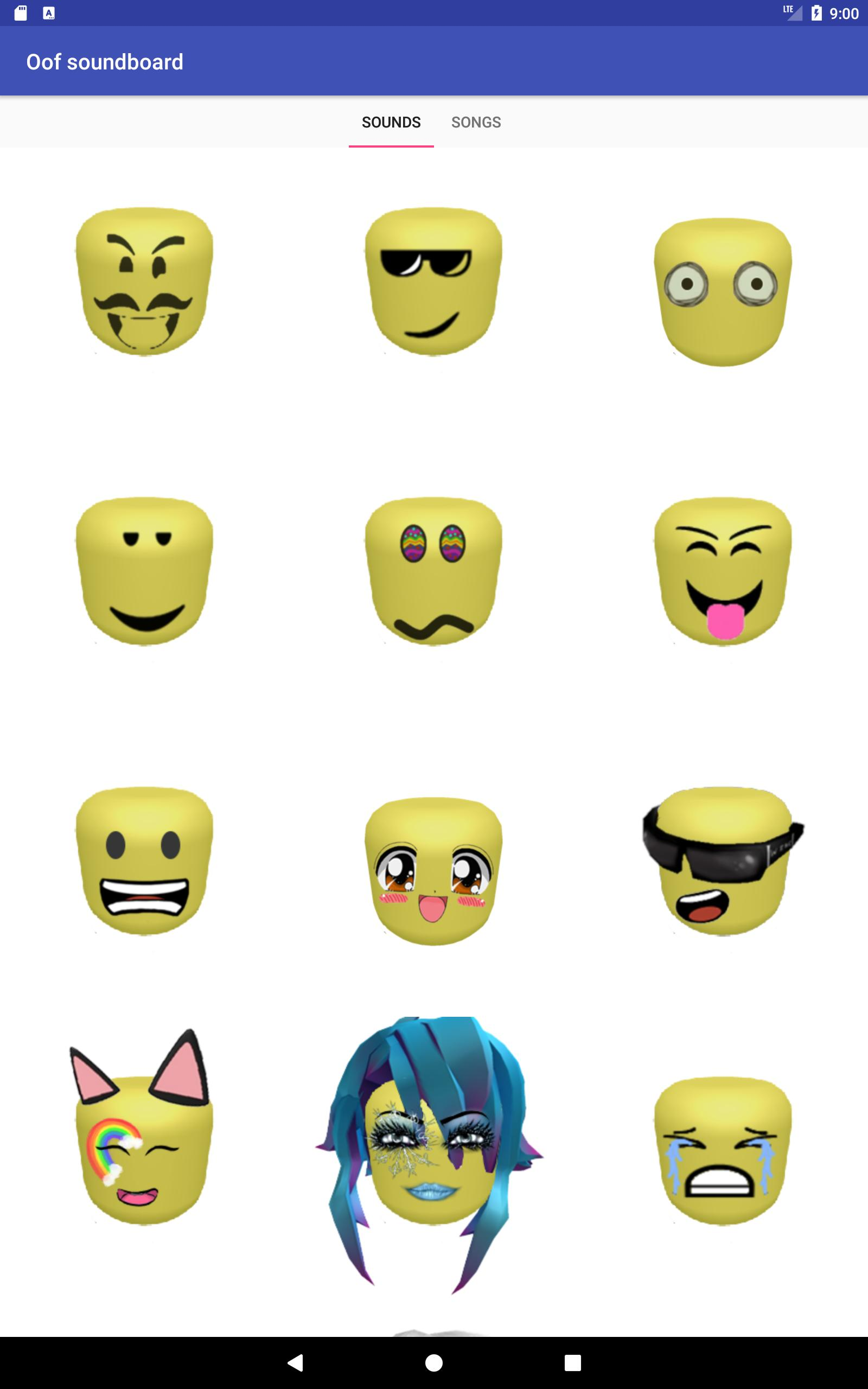 Prank your friends with Oof Soundboard for Roblox for