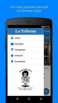 Diario La Tribuna Honduras apk screenshot