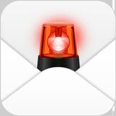 의용소방대 긴급알림 icon