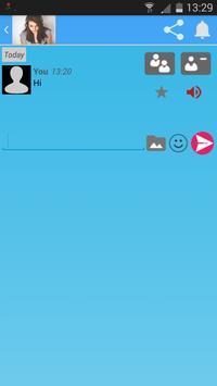 Hot chat screenshot 2
