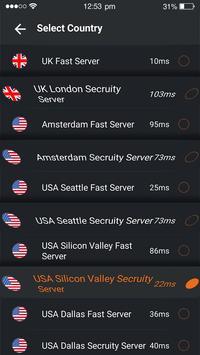 Hotspot Free VPN Shield : Hot Spot Proxy VPN screenshot 2