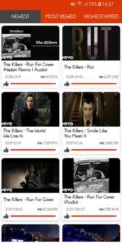 The Killers Video Song screenshot 1