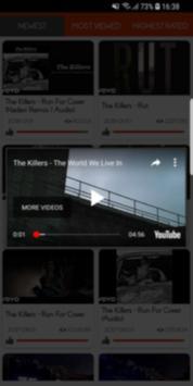 The Killers Video Song screenshot 2