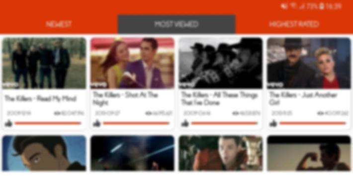 The Killers Video Song screenshot 3