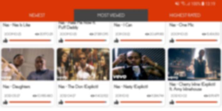 Nas Video Song screenshot 3