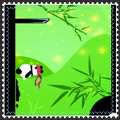 Ninja Panda Jump icon