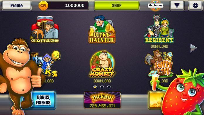 Игровые скачать аппараты казино перевод гоблина скачать торрент