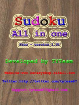 sudoku solver screenshot 14