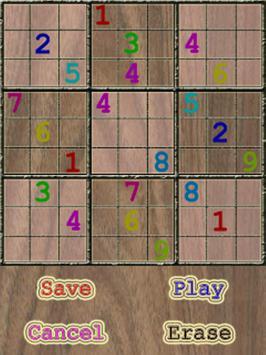 sudoku solver screenshot 19