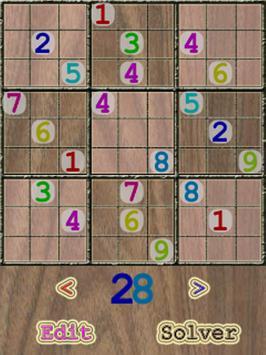 sudoku solver screenshot 20