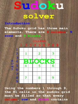 sudoku solver screenshot 5
