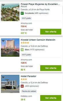 Hoteles en Cancún screenshot 3