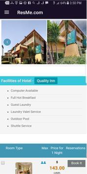 ResMe.com Hotel Partners screenshot 3