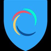 ikon Hotspot Shield Gratis VPN Proxy & Keamanan WiFi