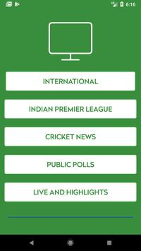 Hotstar Indian Live Cricket screenshot 8