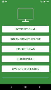 Hotstar Indian Live Cricket poster