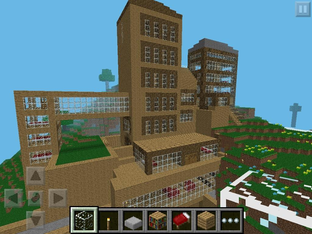 House Ideas For Minecraft Pe For Android Apk Download