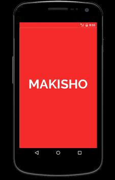 Makisho (beta) poster