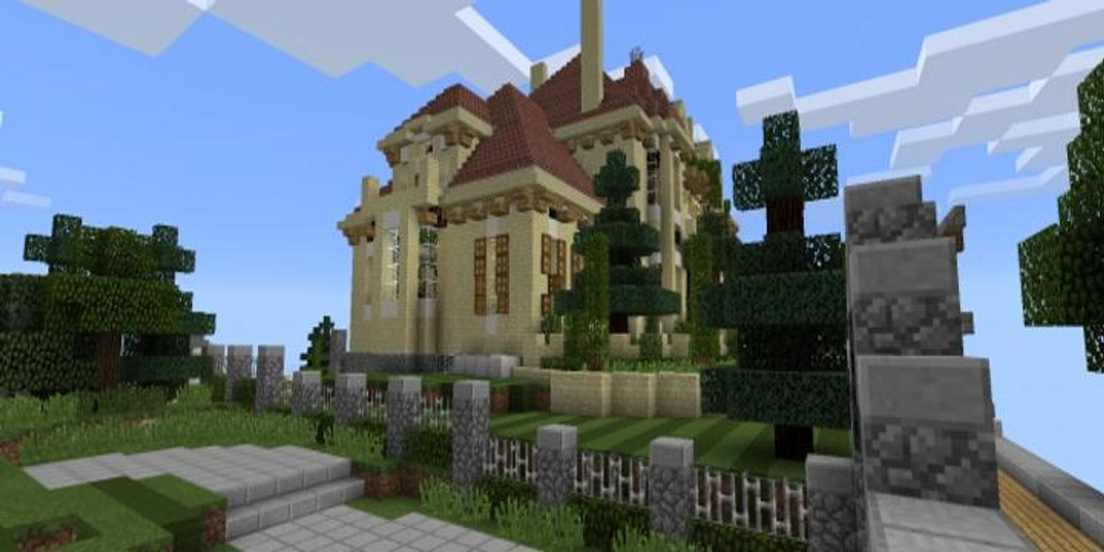 Скачать The Future Home для Minecraft - ru-m.org
