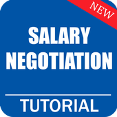 HOW TO NEGOTIATE YOUR SALARY icon
