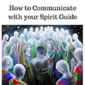 How to communicate with your spirit guides icon