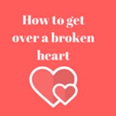 How To Get Over A Broken Heart icon