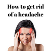 How to get rid of a headache icon