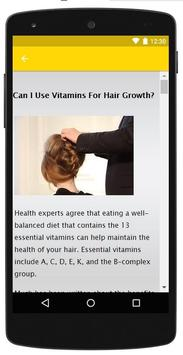 How to Grow Hair Faster screenshot 4