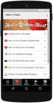 How To Heal A Broken Heart screenshot 1