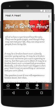 How To Heal A Broken Heart screenshot 4