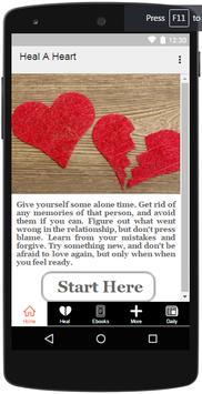 How To Heal A Broken Heart screenshot 5