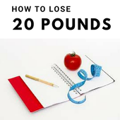 How to Lose 20 Pounds icon