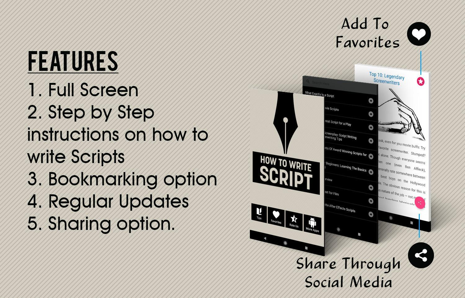 How To Write Script for Android - APK Download