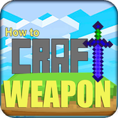 How to craft: Weapon icon