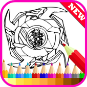 How Draw for Beyblade icon