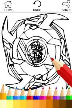 How Draw for Beyblade poster