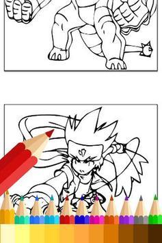How Draw for Beyblade screenshot 3