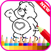 How Draw for Care Bears Fans icon