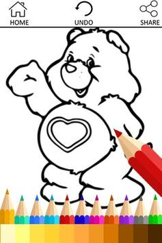 How Draw for Care Bears Fans poster