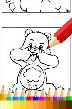 How Draw for Care Bears Fans apk screenshot
