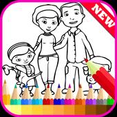 How Draw Doc Little Mcstuffins icon