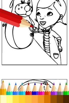 How Draw Doc Little Mcstuffins apk screenshot