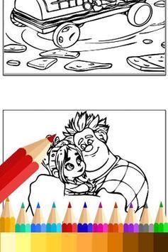 How Draw for Wreck Ralphy Fans apk screenshot