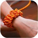 How to Make Paracord Bracelet APK