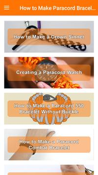 How to Make Paracord Bracelet for Android - APK Download